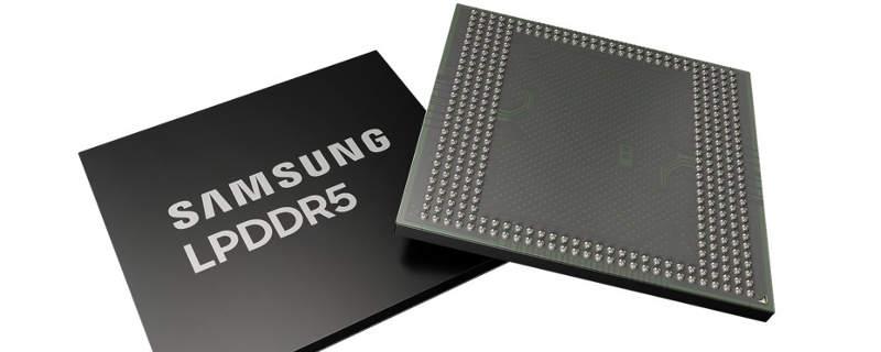 Samsung enviará chips LPDDR5 y UFS 3.0 a finales de año