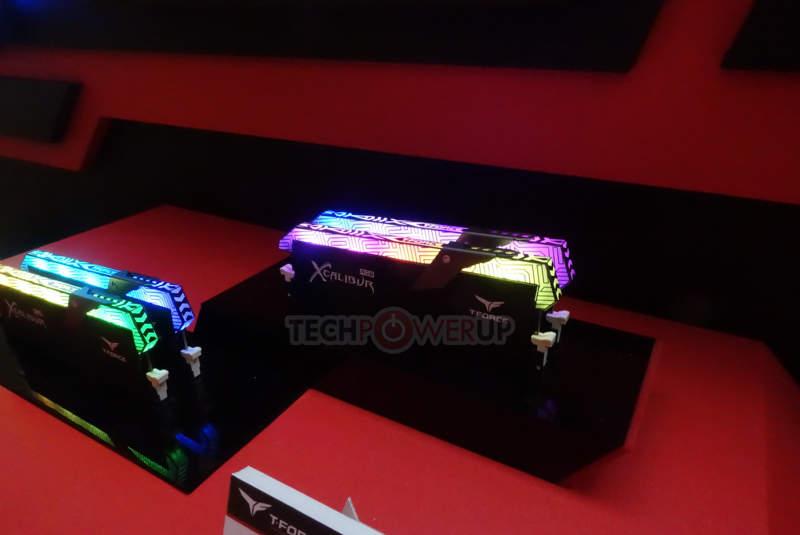 Team Group T-Force Xcalibur RGB