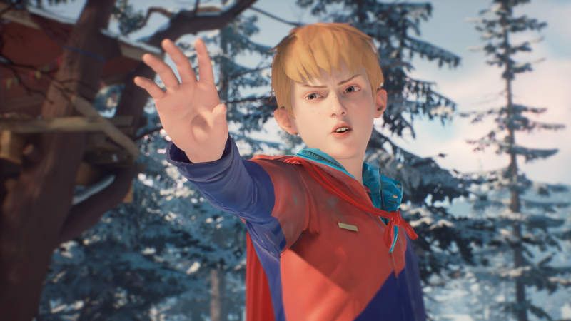 The Awesome Adventures of Captain Spirit gratis en Steam
