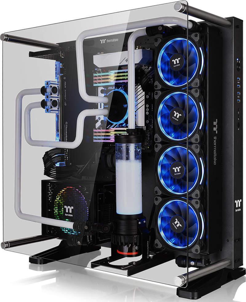 Nuevo Thermaltake Core P5 TG Ti Edition