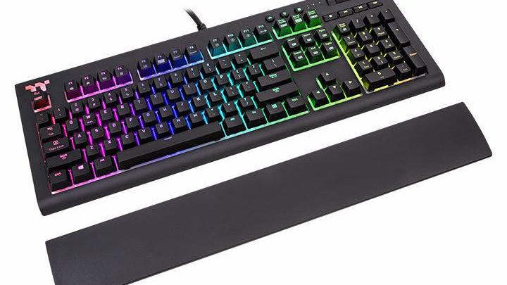 Photo of Thermaltake TT Premium X1 RGB, nuevo teclado mecánico de alta gama