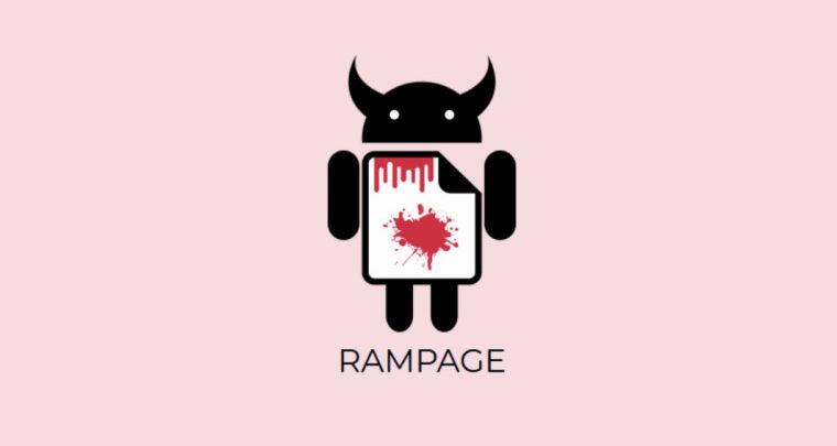 Photo of Todos los teléfonos Android se exponen a la vulnerabilidad RAMpage