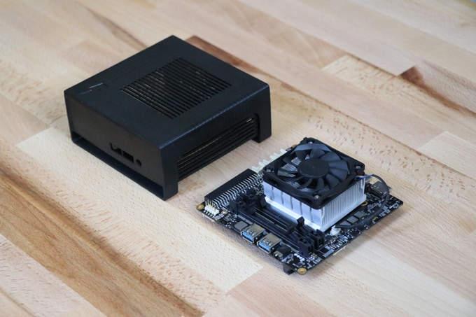 UDOO BOLT, todo sobre el Mini PC basado en un procesador Ryzen