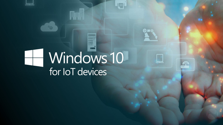Windows 10 IoT Core Services
