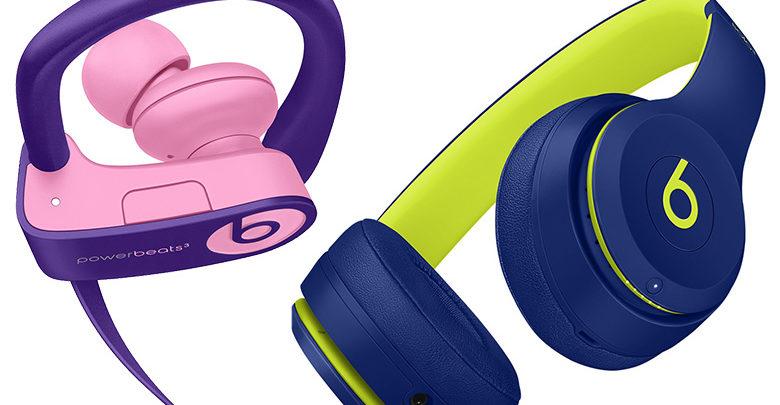 Photo of Estos son los nuevos Beats Solo 3 y Powerbeats 3 Pop Collection de Apple