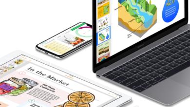 Nuevas funciones llegan a Pages, Numbers y Keynote