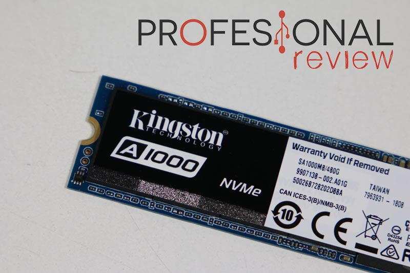 Kingston SSDNow A1000 análisis