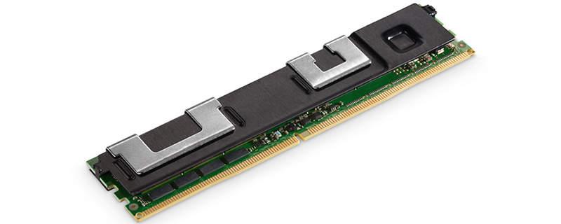 primeros módulos de memoria Optane DIMM