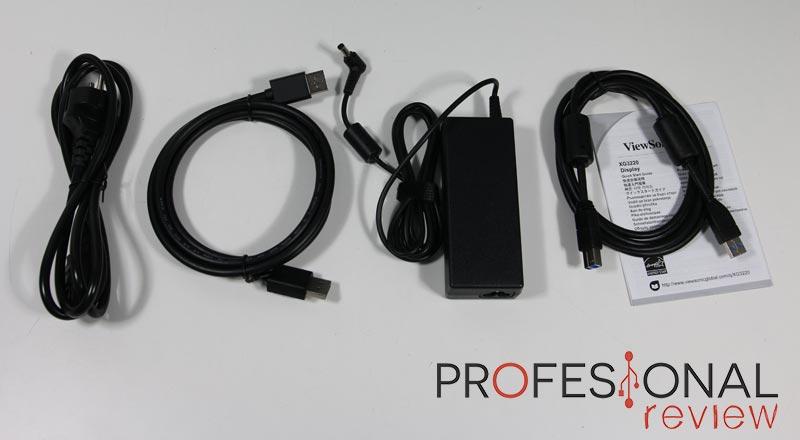 ViewSonic XG3220 accesorios
