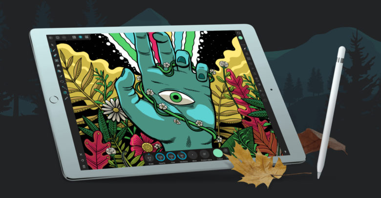 Photo of Aprovecha las ventajas de Affinity Designer para iPad con soporte para el Apple Pencil