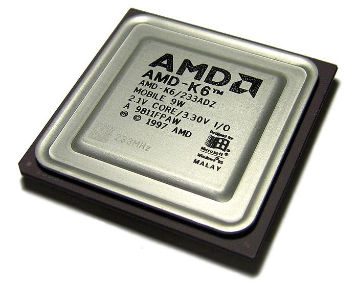 ATI AMD K8 Driver for Windows 8
