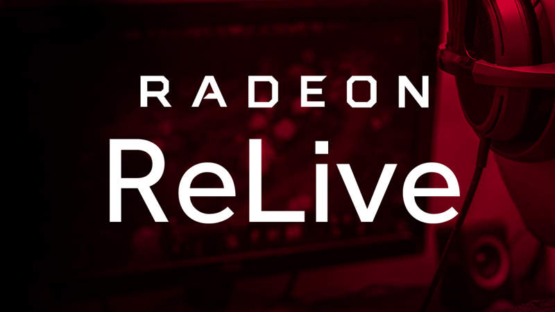 AMD Radeon ReLive
