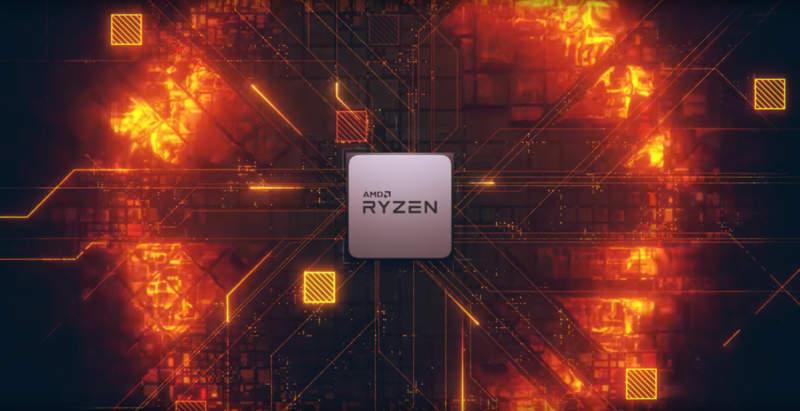AMD Ryzen 7 2700E y Ryzen 5 2600E de 45W