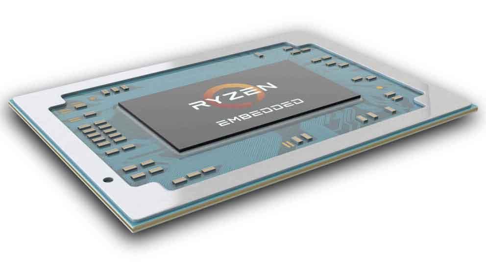 AMD Ryzen Embedded V1000 hace posible la creación de productos con los que habías soñado