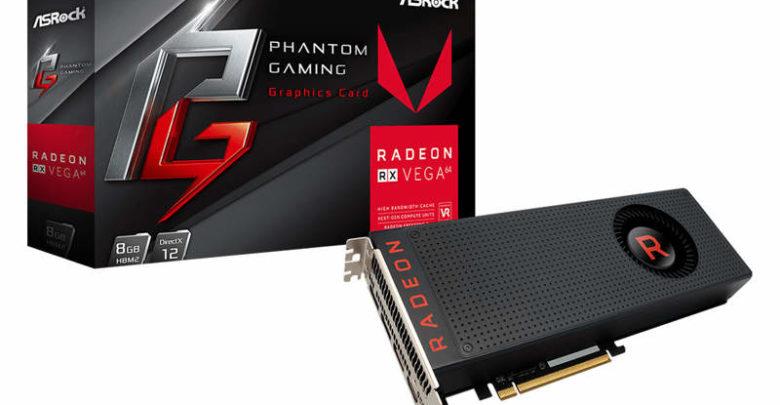 Photo of ASRock RX Vega Phantom Gaming son anunciadas oficialmente