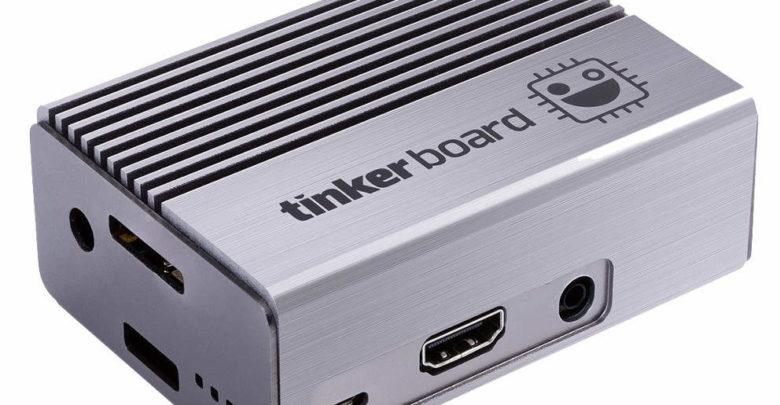 Photo of Asus Tinker Fanless Aluminium, nueva caja de aluminio para la Tinker Board