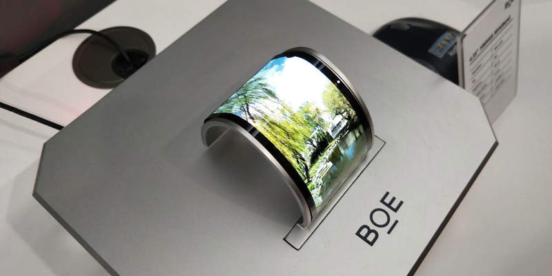 BOE sería el proveedor de las pantallas OLED de los futuros iPhone