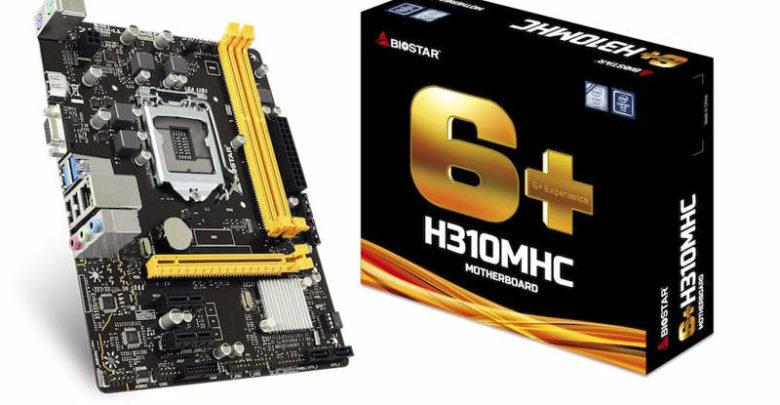 Photo of BIOSTAR actualiza sus placas base Intel 300 para los nuevos Core 'R0'