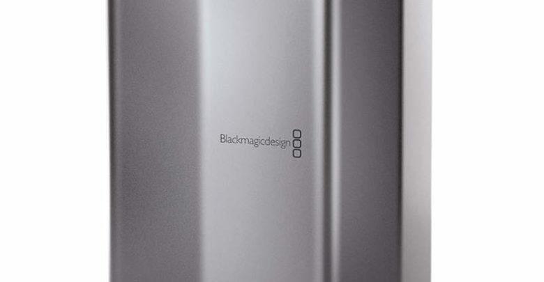 Photo of Blackmagic eGPU, una solución de gráficos externos para MacBook Pro con una Radeon RX 580