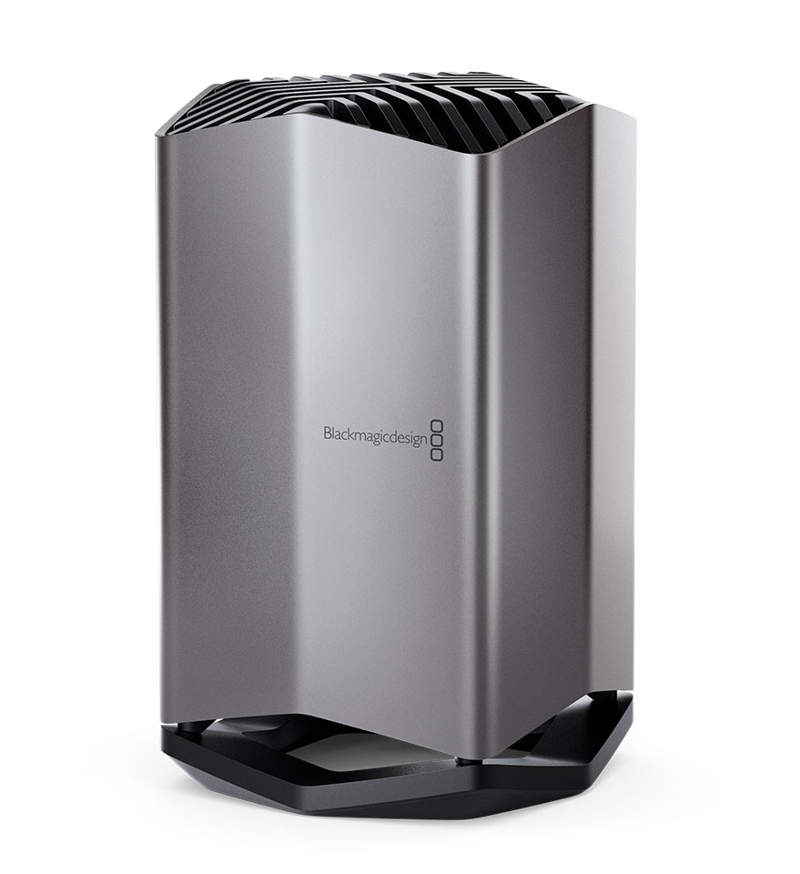 Blackmagic eGPU, Radeon RX 580 externa para MacBook Pro