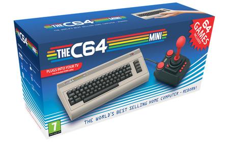 Commodore 64 Mini llega a América del Norte en octubre