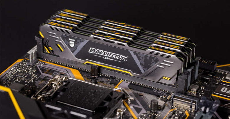 Photo of Anunciadas las nuevas memorias Crucial Ballistix Sport AT