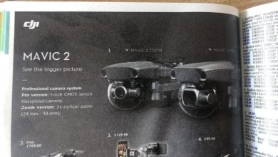 Photo of DJI lanzará dos nuevos drones: Mavic 2 Pro y Mavic 2 Zoom