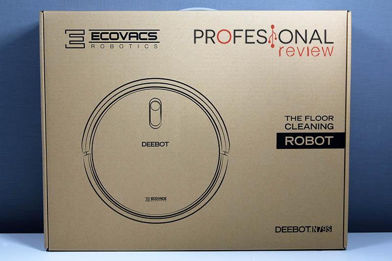 ECOVACS Robotics DEEBOT N79S review