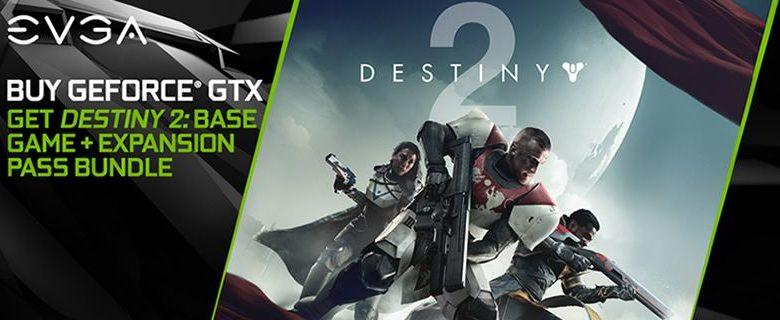 Photo of EVGA ofrece Destiny 2 + Expansiones con la compra de una GeForce GTX 10