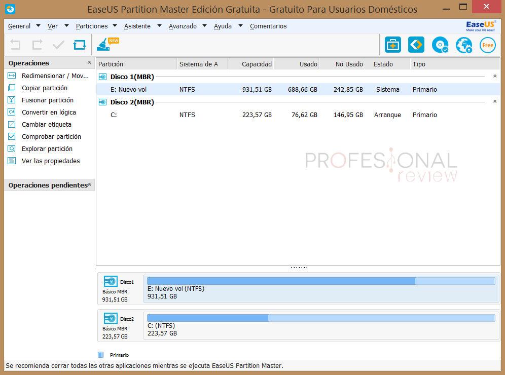 mejores aplicaciones para un SSD