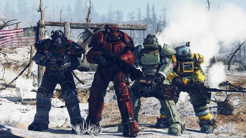 Fallout 76 quiere evitar que los novatos sean masacrados