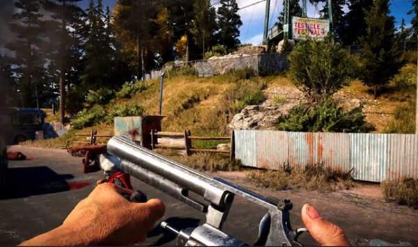 Far Cry 5 se actualiza para añadir soporte a FreeSync 2 HDR