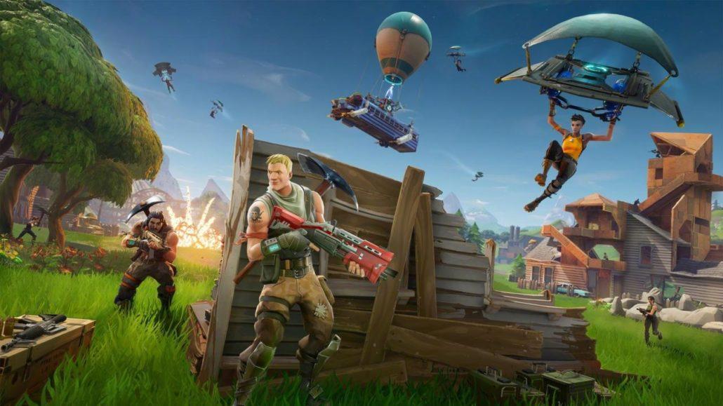 Fortnite y el Battle Royale dominan la audiencia de los videojuegos