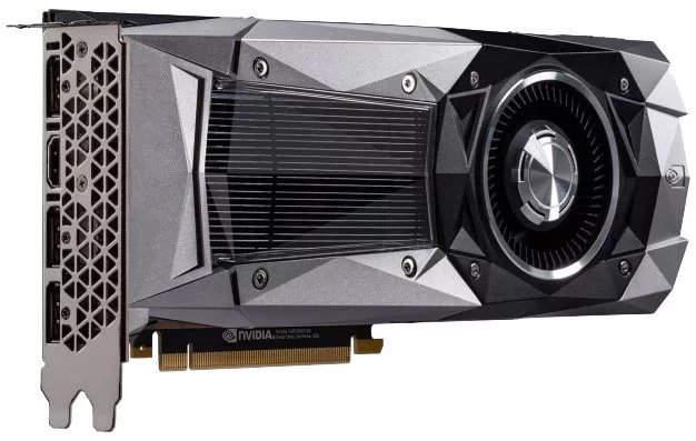 GeForce GTX 1180 sería anunciada el 30 de agosto