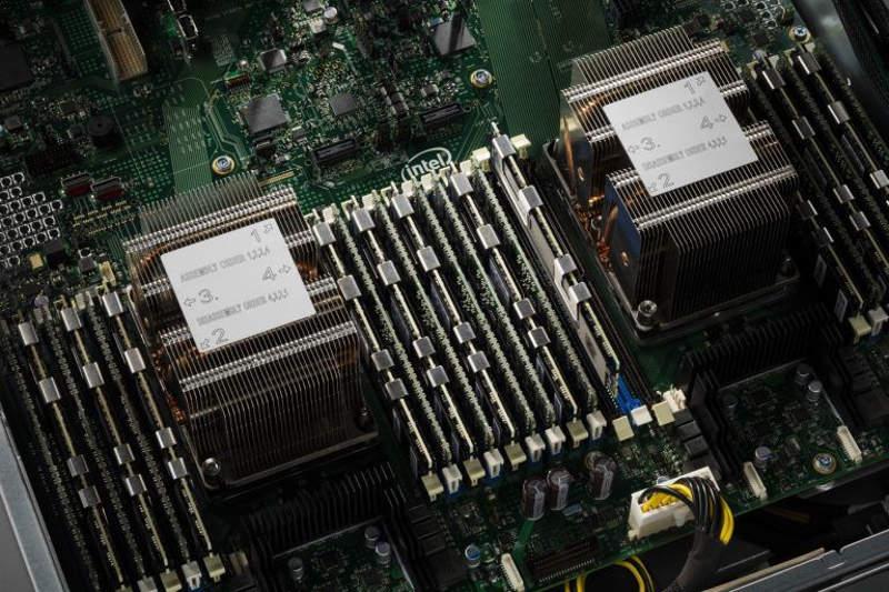 Intel Cascade Lake revolucionará la RAM de los servidores