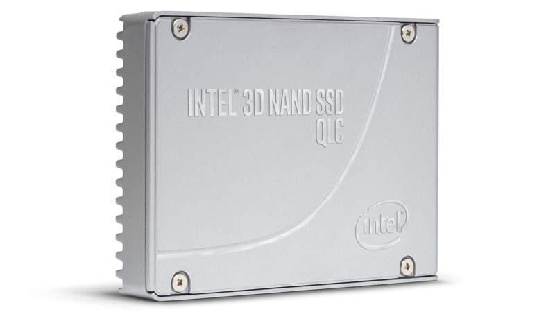 Intel comienza a fabricar sus SSD con memorias NAND QLC