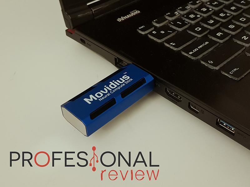 El lápiz Movidius permite desarrollar sin haber hecho aún el diseño electrónico
