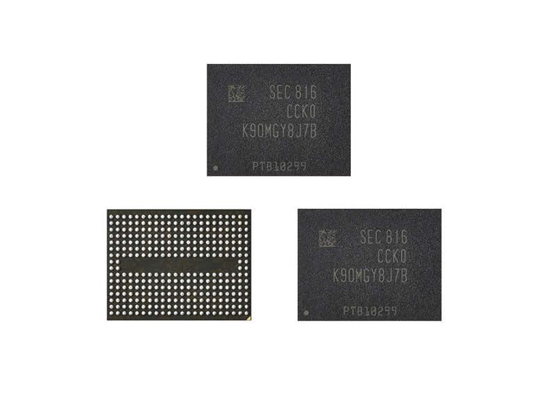 La VNAND de quinta generación de Samsung ya se produce en masa