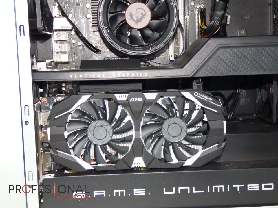 MSI Infinite A Review