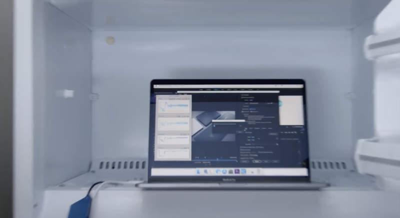 MacBook Pro 2018 con procesador Intel Core i9-8950HK sufre mucho thermal throttling