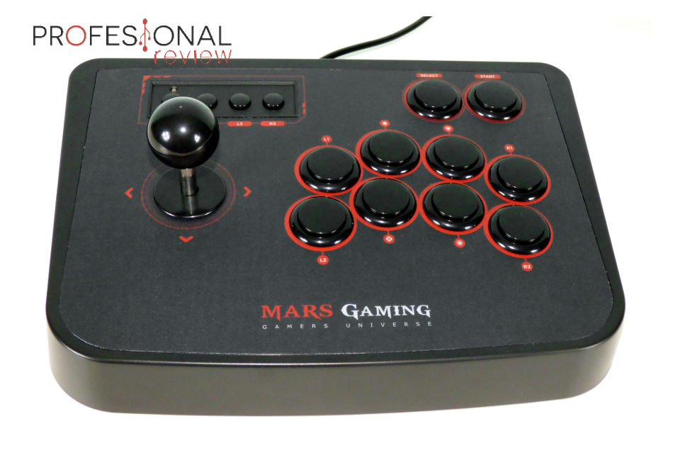 Mars Gaming MRA Review