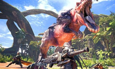 Monster Hunter World será especialmente exigente con el procesador
