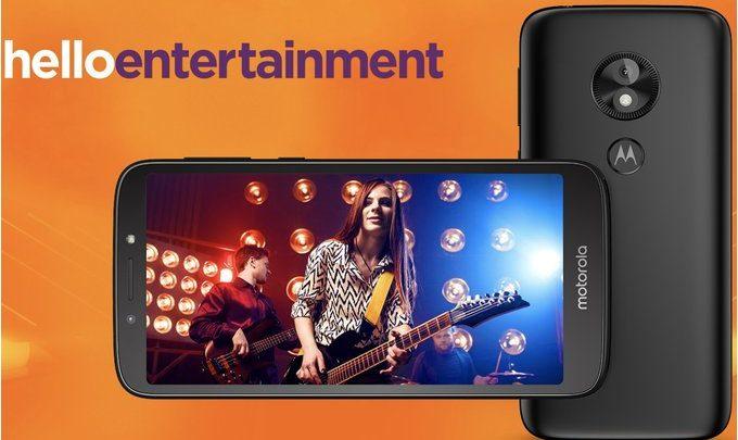 Moto E5 Play Oficial