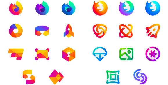 Mozilla trabaja en nuevos iconos