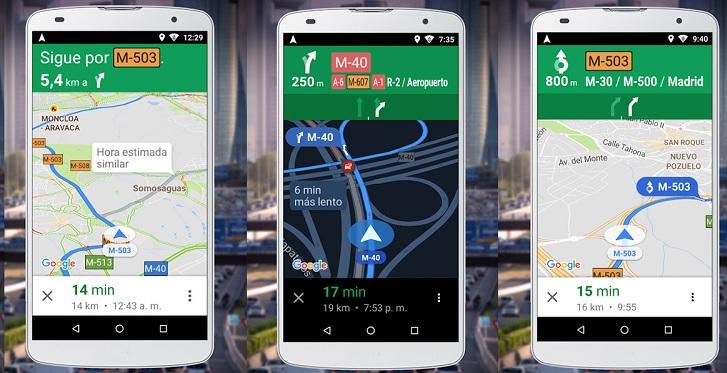 Photo of Navigation GO: La aplicación ligera para navegar en Google Maps