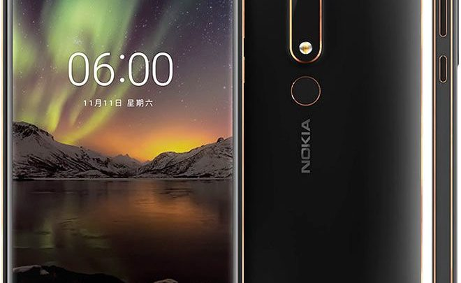 Photo of El Nokia 6.1 Plus actualiza a Android Pie