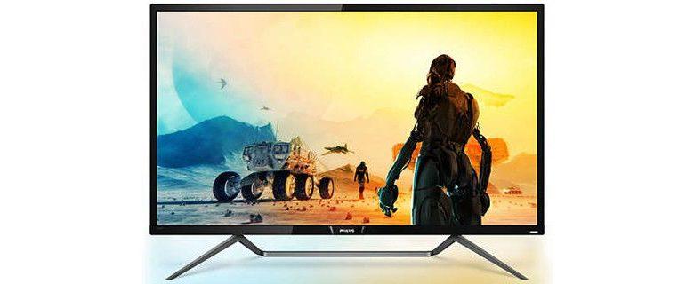 Photo of Philips lanza el monitor Momentum 436M6VBPAB: Pantalla 4K y HDR 1000