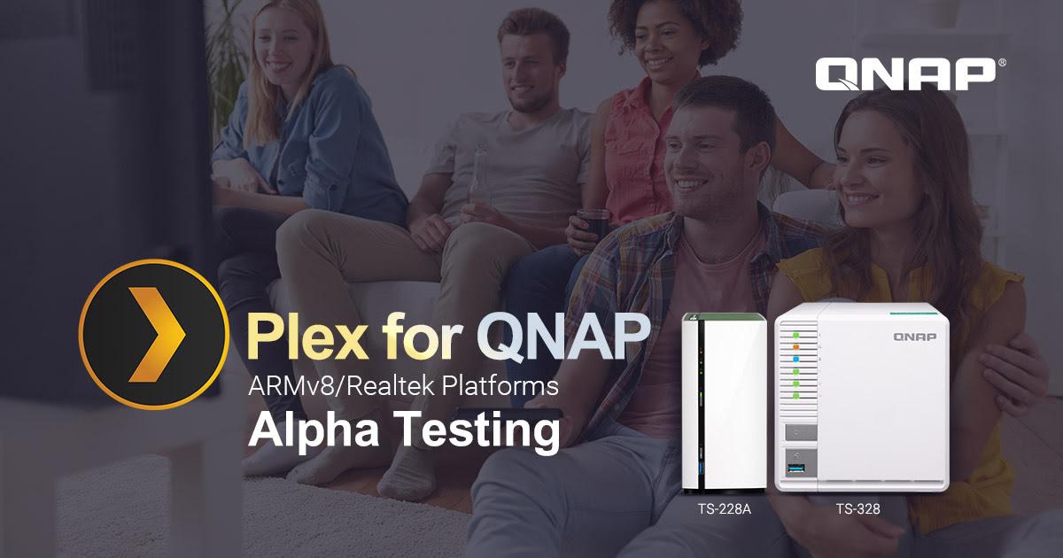QNAP Plex