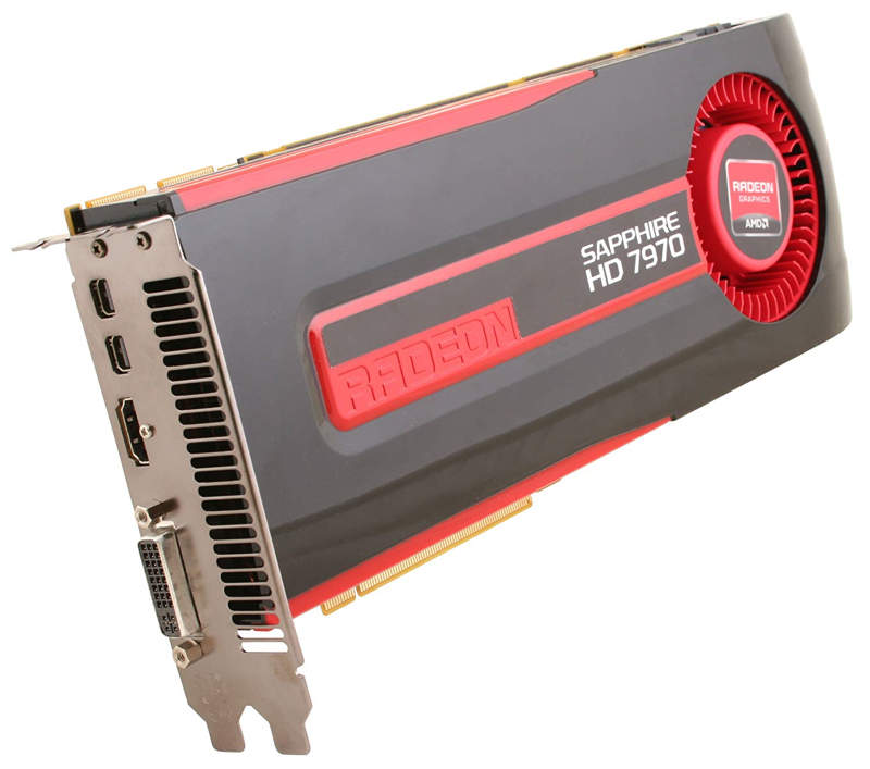Radeon HD 7970 de 3 GB saca músculo ante la GeForce GTX 1050 de 3 GB