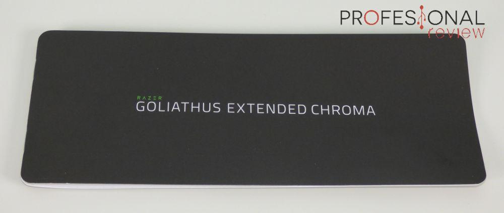 Razer Goliathus Chroma Extended Review